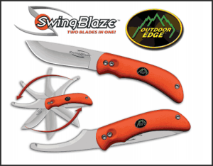 SwingBlaze Knife OUtdoor Edge