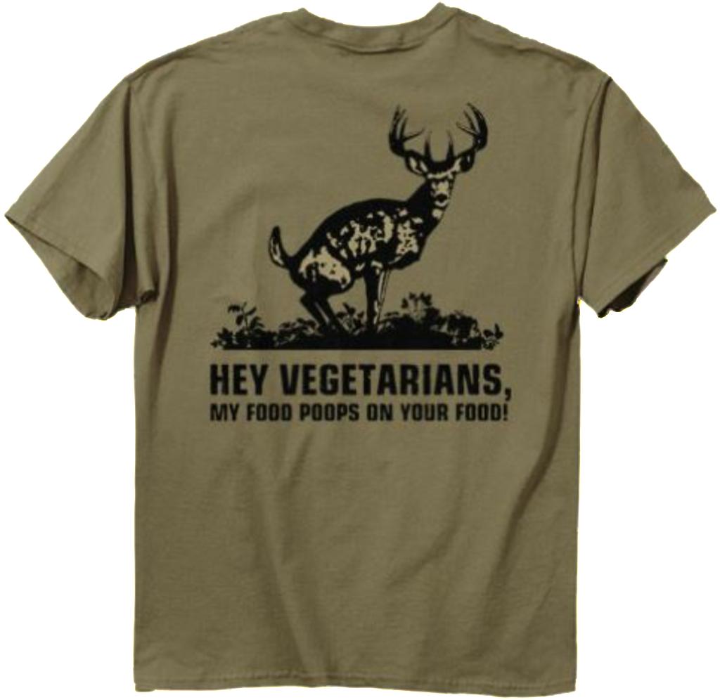 Funny Vegetarian Tshirt